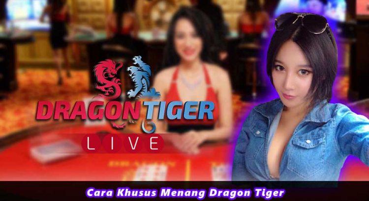 Cara Khusus Menang Dragon Tiger