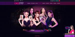 Oke777 Situs Live Casino Online Paling Lengkap