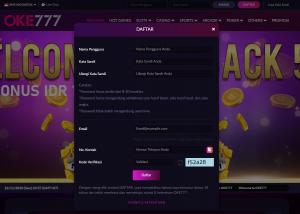 Daftar live casino lengkap